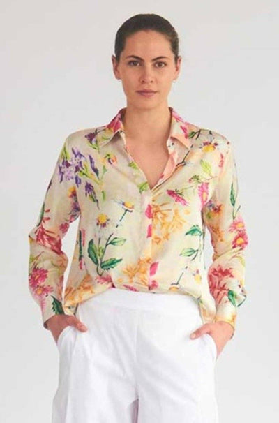 Soft Shirt in Vivid Tops Mela Purdie