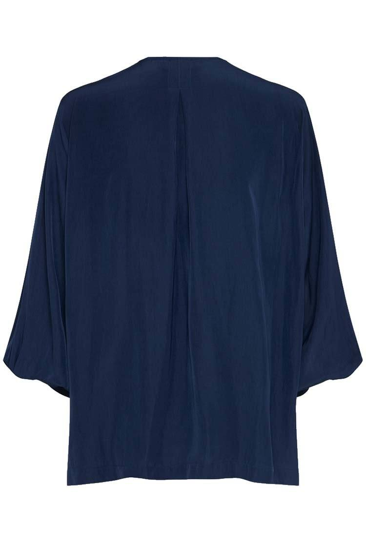 Spear Top in Navy