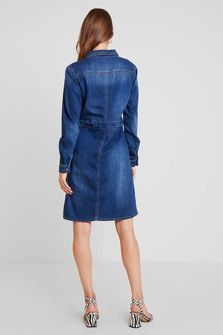Spica Denim Dress