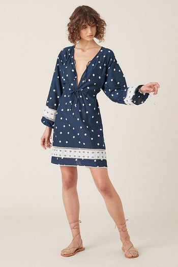 Hanini Longsleeve Dress