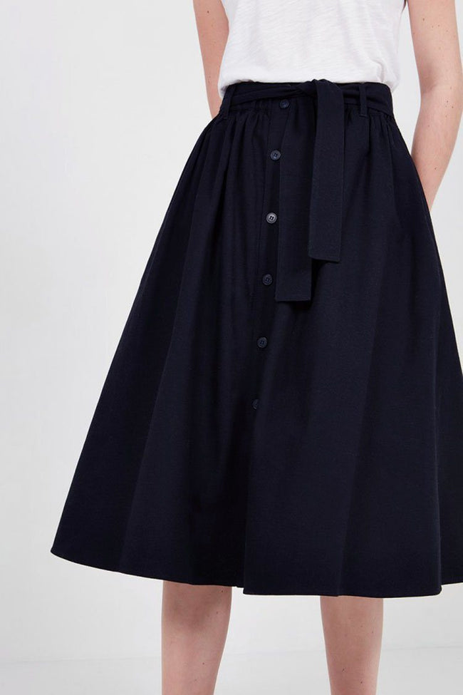 Tatayou Skirt in Navy