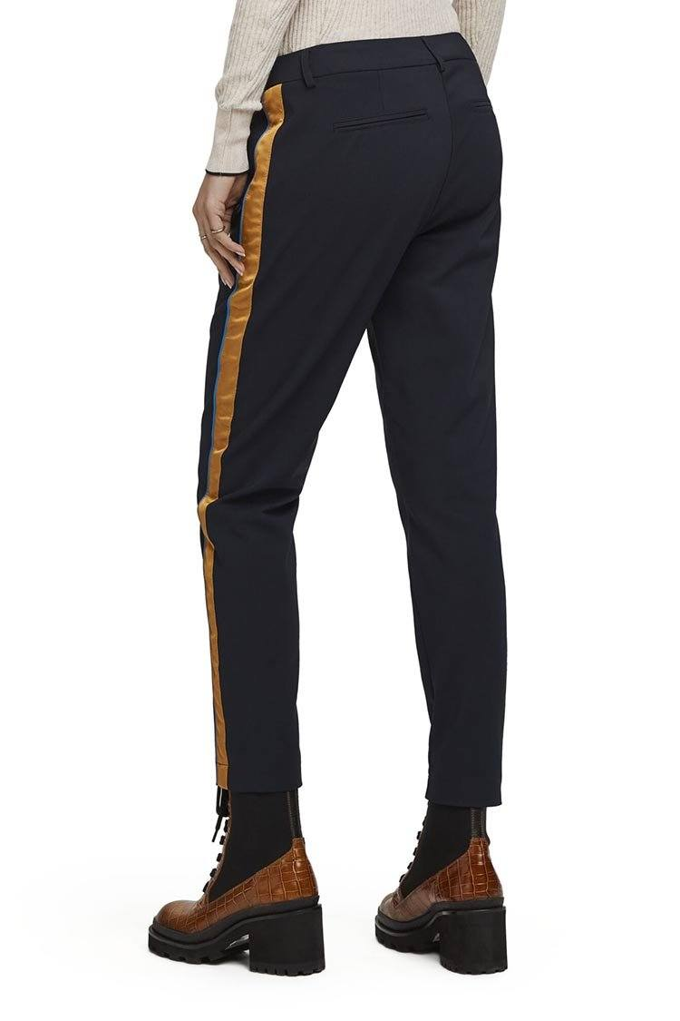 Tailored Stretch Pant w Side Panel