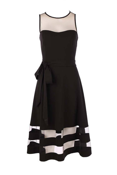 Taylor Cocktail Dress in Black Dresses Quba