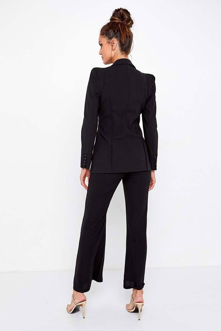 The Flawless Blazer in Black