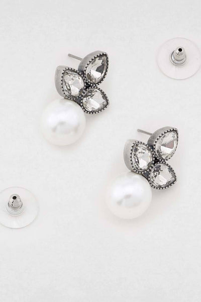 Tori Pearl Earring Accessories Peter Lang