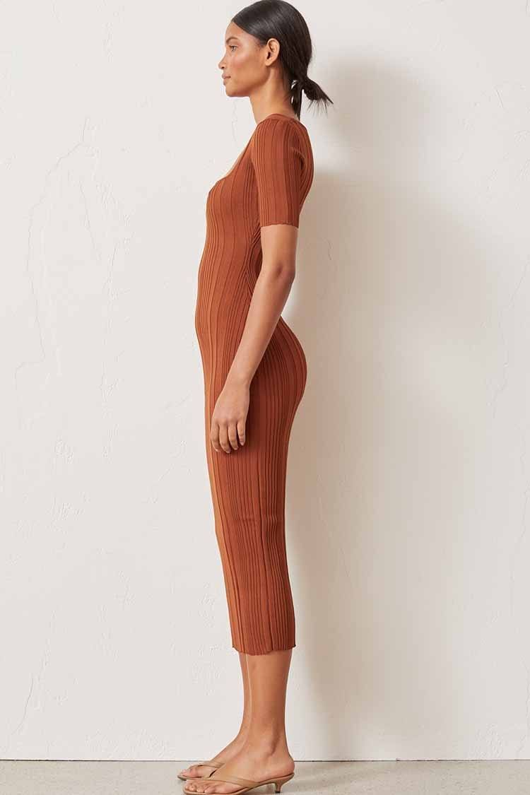 Toulouse Knit Midi Dress | FINAL SALE