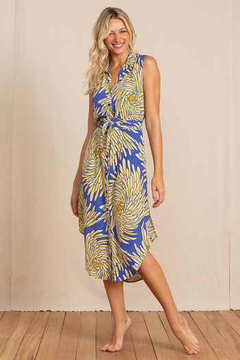 Lani Dress in Harmony Blue