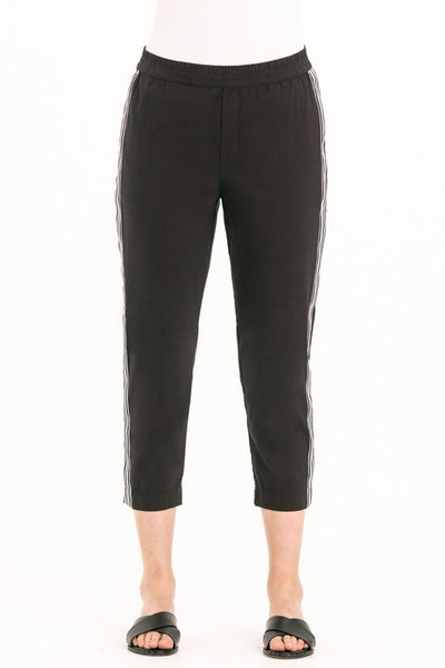 Acrobat Cambridge Pant in Black Bottoms Verge