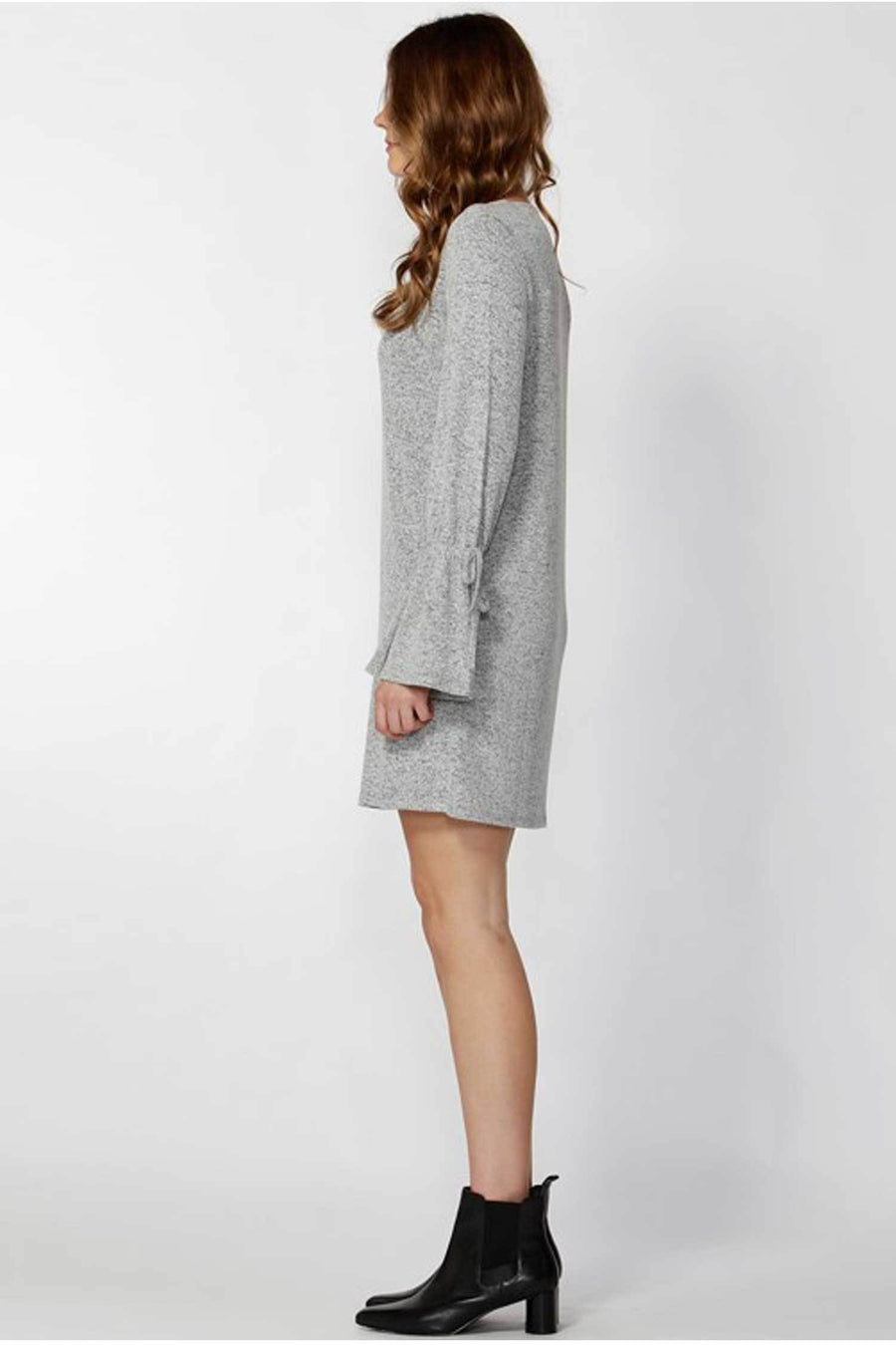 Tallulah Bell Sleeve Dress