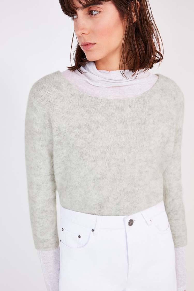 Woxilen Jumper in Polaire Chine