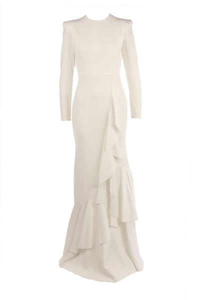 Dane Gown in White | FINAL SALE Dresses Alex Perry