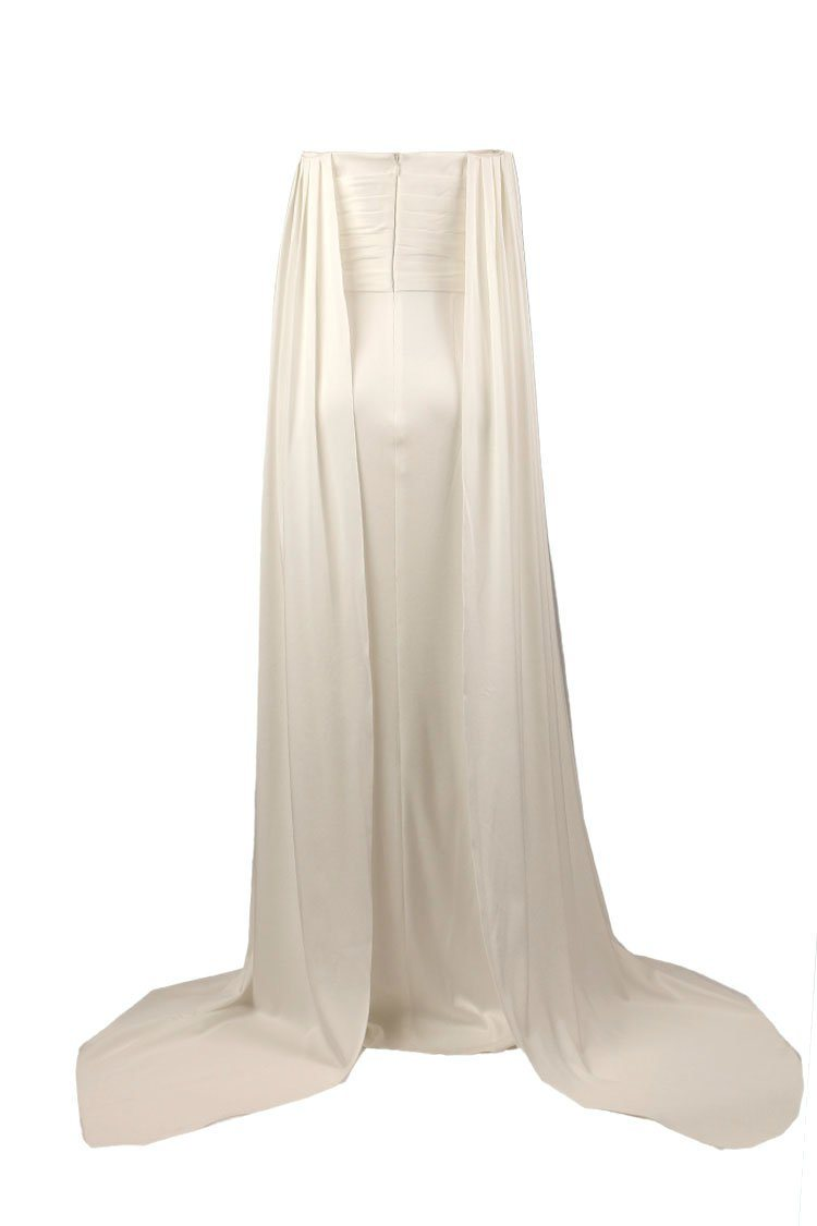 Fletcher Cape Gown