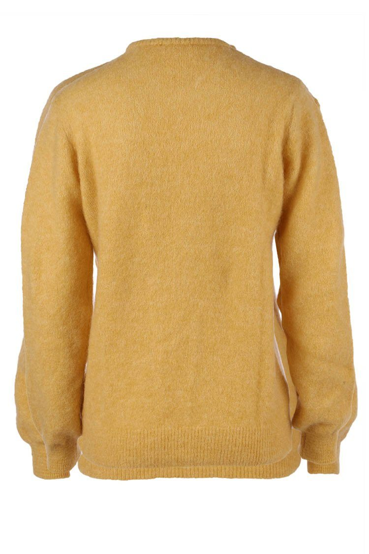 Zabidoo Round Neck Jumper in Calisson Melange