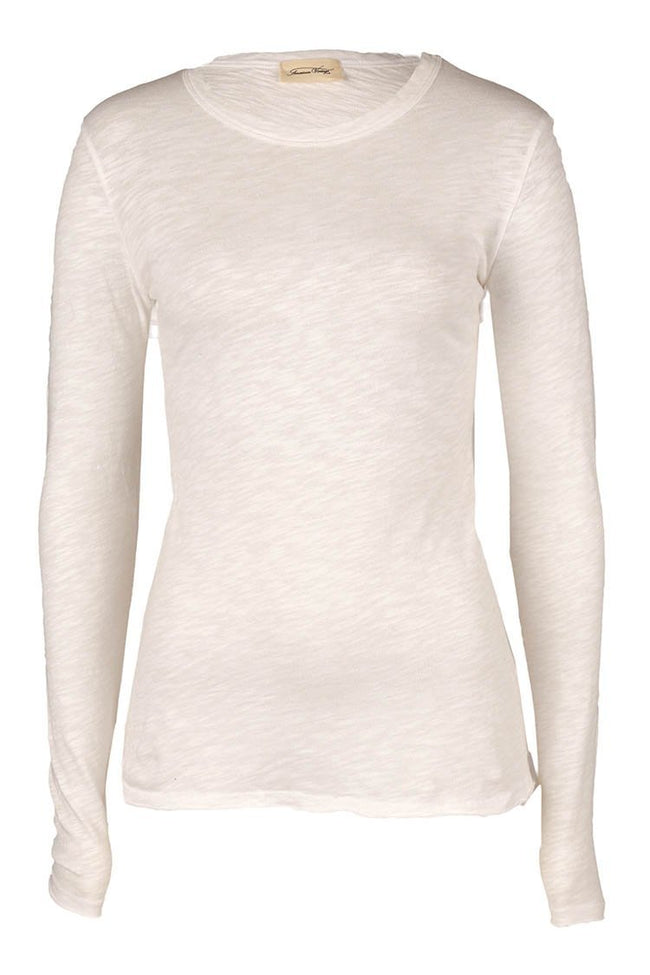 Bysapick L/S Top in White