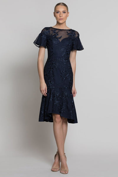 Cupcake Lace Trumpet Dress Dresses Bariano