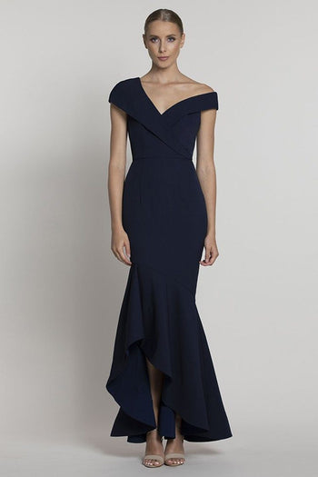 Della One Shoulder Gown | FINAL SALE