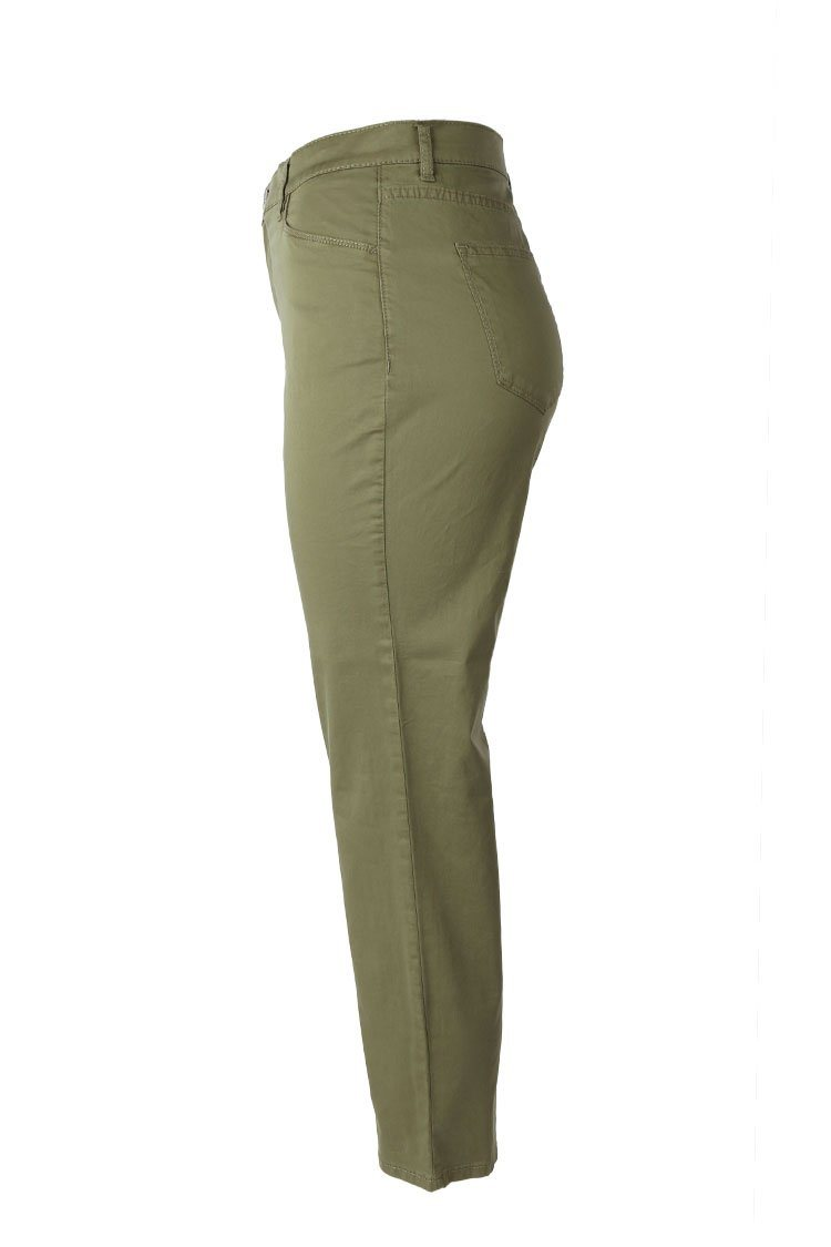 Mary S Pant in Army Green
