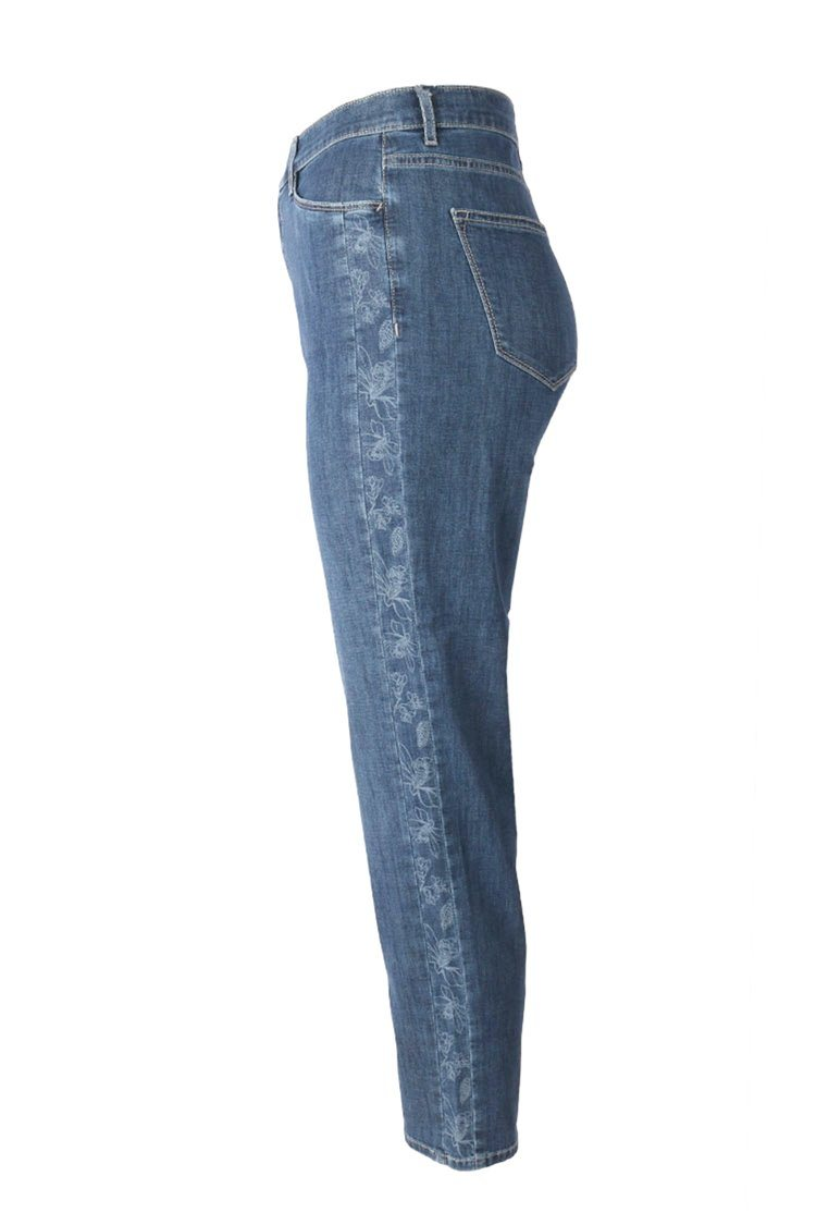 Mary S Jeans in Regular Denim
