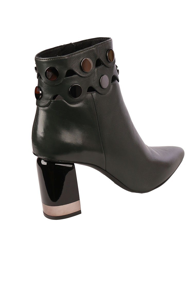 Nappa Ankle Boot in Lapponia