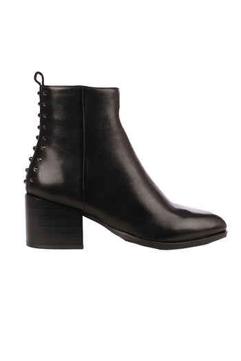 Selleria Ankle Boot in Nero