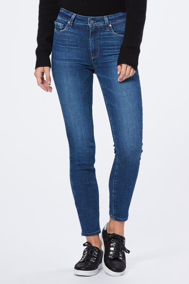 Hoxton Ankle Jeans in Socal