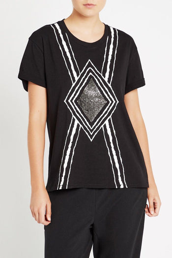Diamond Spectacle Tee