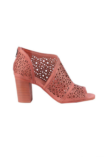 Verlie in Coral | FINAL SALE Shoes Django & Juliette