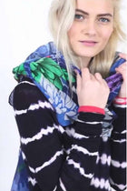 Boho Mix Rectangle Scarf by Desigual Frockaholics.com