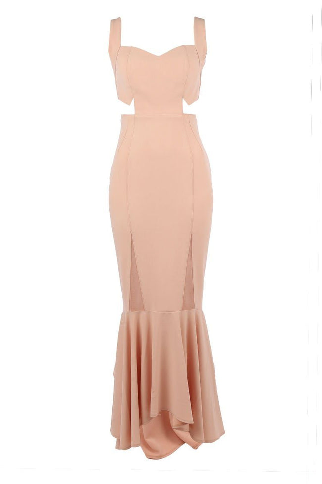 Mimi Dress in Blush