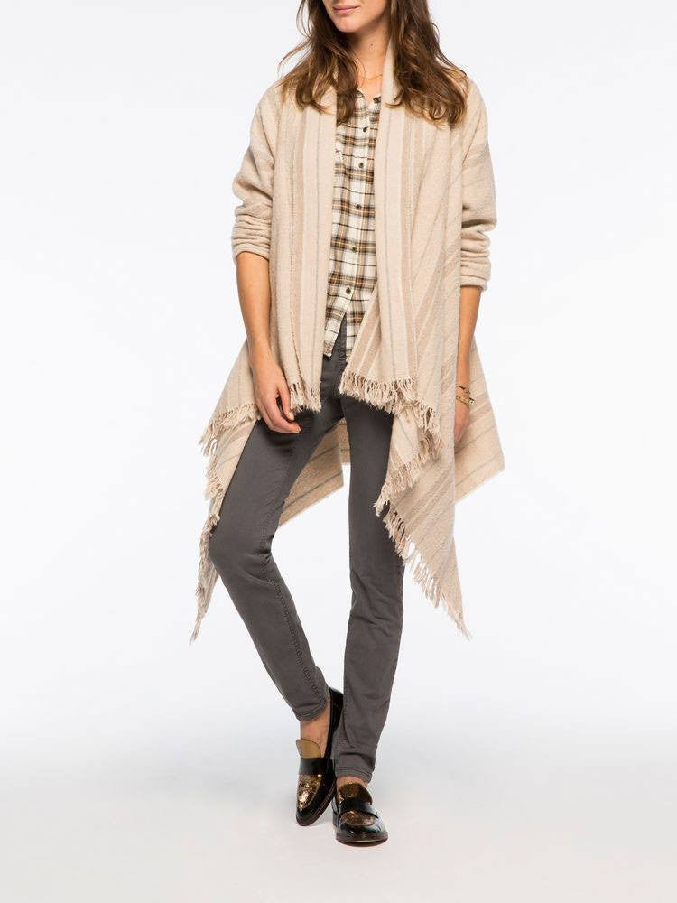 Wool Blend Poncho | FINAL SALE by Maison Scotch Frockaholics.com