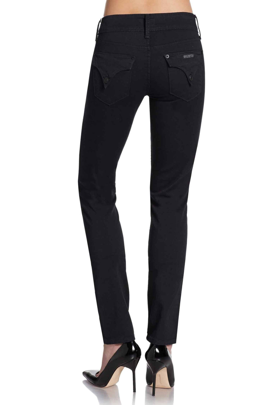Shop Online Colin Skinny Jeans in Black by Hudson  Frockaholics Bottoms