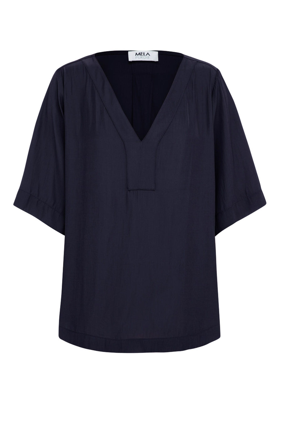 Tab Plaza T in French Navy