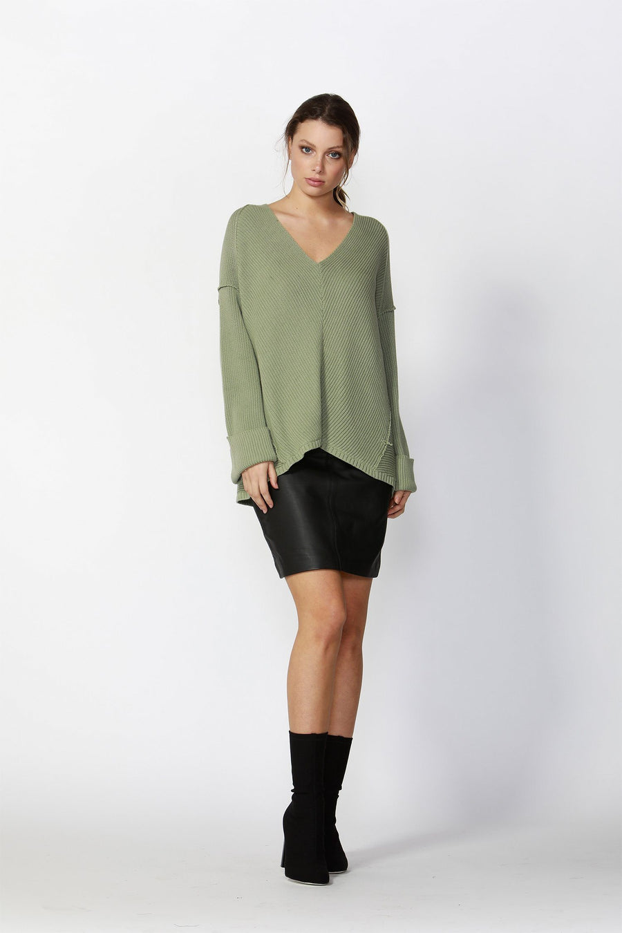 Khala V-Neck Jumper