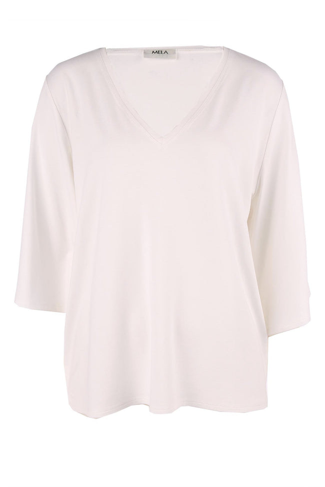 Fluted Spa T in White