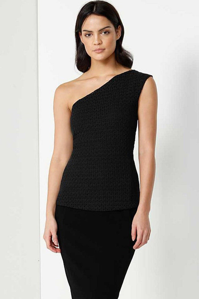 Obelisk One Shoulder Top