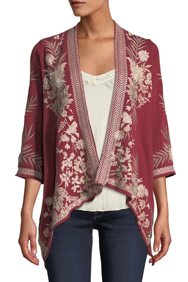 Othilia Drape Cardigan | FINAL SALE