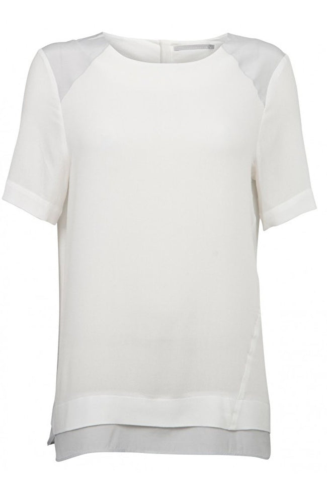 ss-fabric-mix-top-by-yaya-in-warm-white
