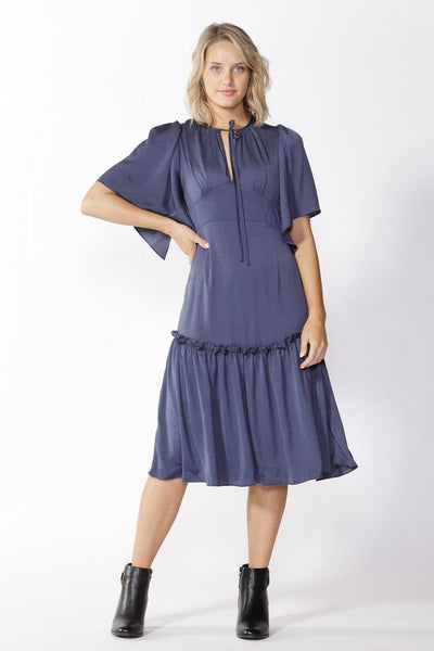 Glasgow Midi Dress Dresses Fate + Becker