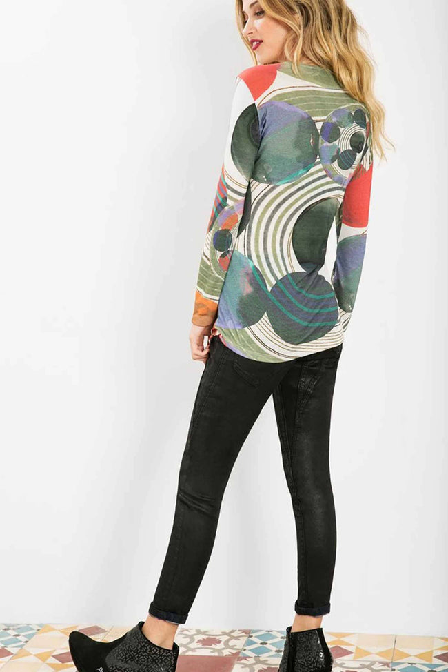 Imanol L/S Shirt | FINAL SALE by Desigual Frockaholics.com