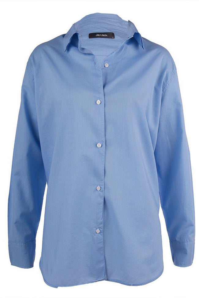 Chandler Shirt in Malfa Blue
