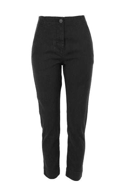 Vic Pant in Black Bottoms Jac + Jack