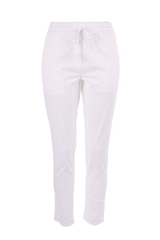 Bayfield Pant in White by Jac + Jack Frockaholics.com