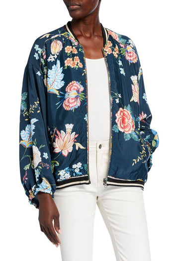 Viva Reversible Bomber Jacket