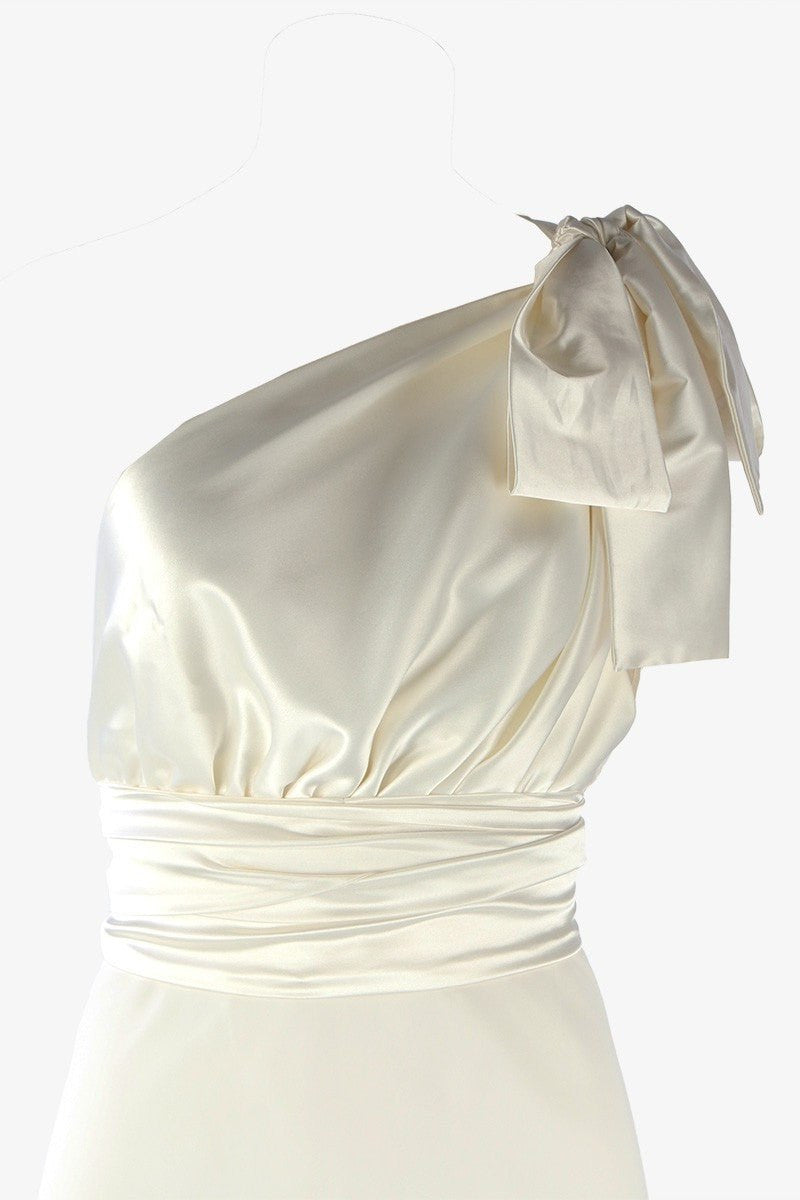 2-tone-chelsea-in-ivory-poly-satin-skirt-in-poly-georgette