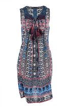 Shop Online Hippy Sleeveless Midi in Maldives Blue by Lola Australia  Frockaholics Dress