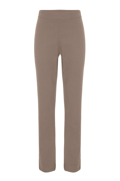 Long Slim Pant in Sage Bottoms Mela Purdie