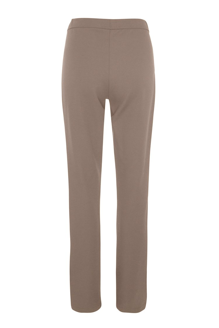 Long Slim Pant in Sage
