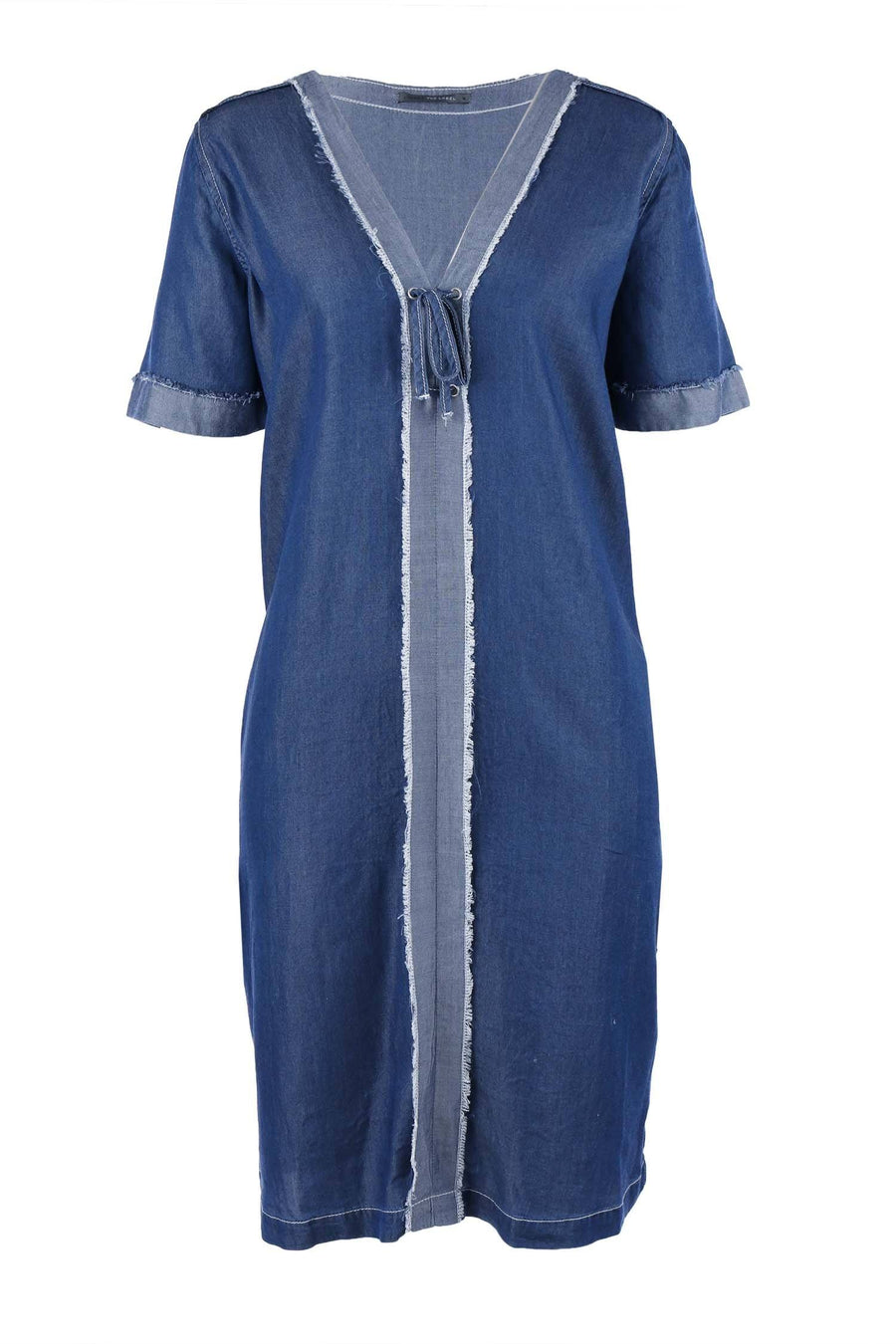 Shop Online Marche Dress in Indigo | FINAL SALE by Lounge  Frockaholics Dresses