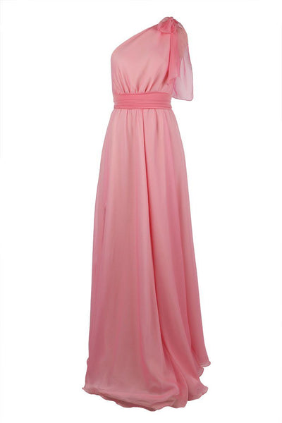 Jacinta Dress in Soft Pink Dresses Lucy Laurita - Leiela