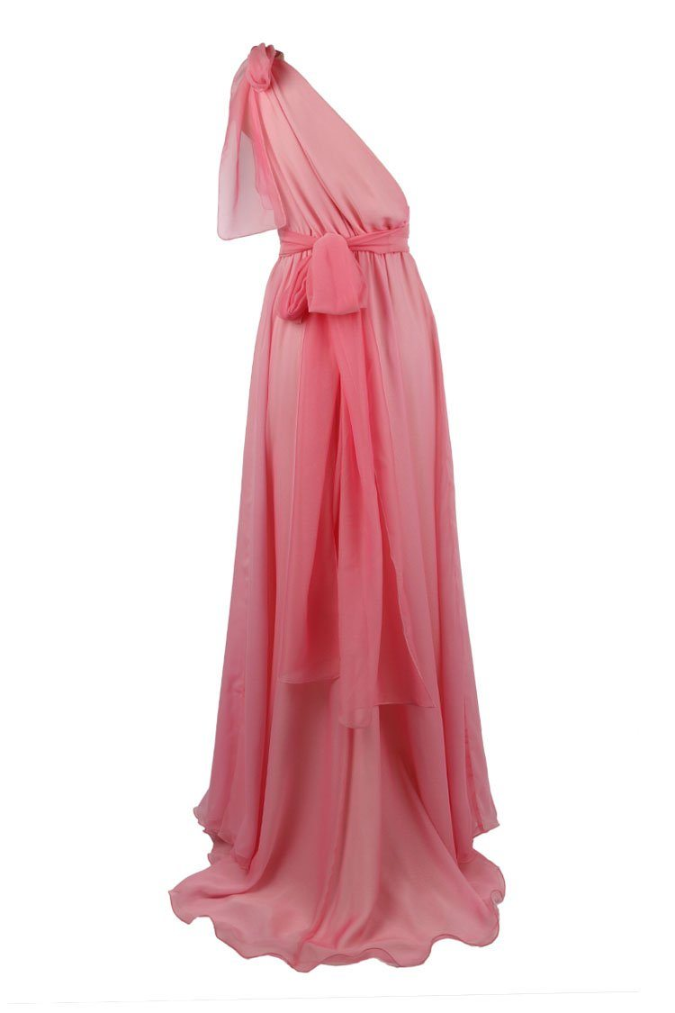 Jacinta Dress in Soft Pink